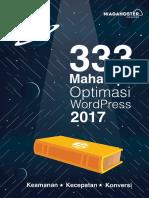 333 Maha Tips Optimasi WordPress 2017