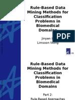 Classification in Data Mining