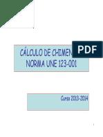 Calculo de Chimeneas