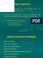 8 - Project Appraisal & Analysis