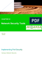 6 Network Security Tools