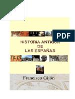 Gijon Francisco - Historia Antigua De Las Españas p. 100 y ss..pdf
