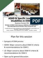AHDH DSM5