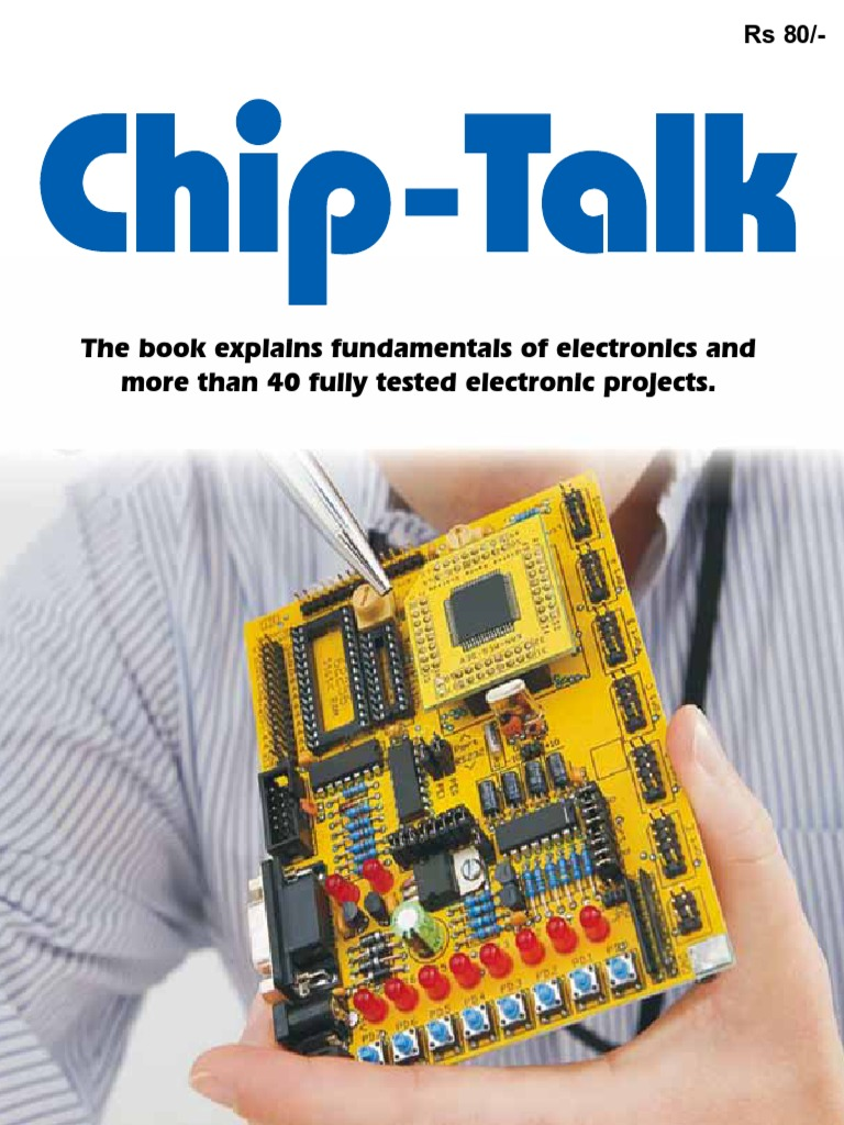 Chiptalkpdf Resistor Capacitor In Flickering Circuits And Assorted Lens Sizes From 3mm 10mm