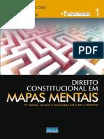 Constitucional Em Mapas Mentais ( Revisão)
