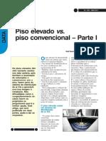 03.17 - Piso Elevado vs. Piso Convencional - Parte I