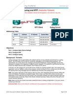 8.1.2.6 Lab - Configuring Syslog and NTP - ILM.pdf