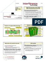 Cost-effective Use of HDI PCB Technology for SI, PI and EMC, 19 Aug 2014