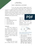 Roteiro 1 - Medidas Elétricas e Leis de Kirchoff LET (1).pdf