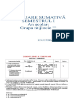 Evaluare Sumativa Gr.mijlocie-buna 2013-2014