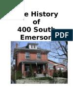 HistoryOf400SouthEmerson
