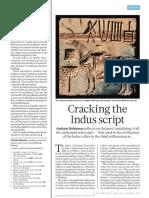 Cracking the Indus Script.pdf