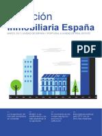Situación Inmobiliaria España. Marzo 2017