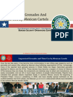 Mexican Cartels Use of Improvised Grenades.pdf