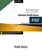 02. Basis Data Lanjut - Review Studi Kasus