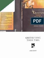 Kristus Tiada Tara - John Stott.pdf