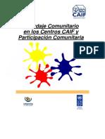 Participacion Comunitaria en El CAIF