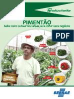 Pimentão SEBRAE