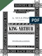 Sullivan - King's Arthur - SATB Pno.pdf