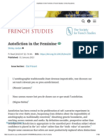 Autofiction in the Feminine _ French Studies _ Oxford Academic