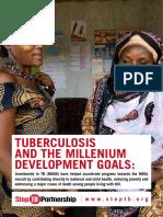 Tuberculosis and the Millenium Development Goals_2010
