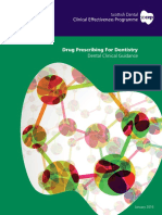 SDCEP Drug Prescribing for Dentistry 3rd Edition