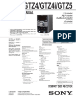 9553 Sony HCD-GTZ4 GTZ4i GTZ5 Ver-1.1 2009.08 Sistema Audio CD-iPod-USB Manual de Servicio