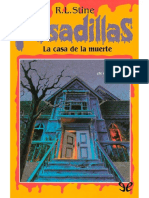04 - La Casa de La Muerte - R. L. Stine