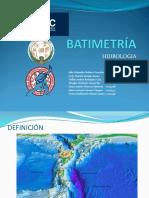 BATIMETRÍA[1]
