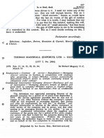 Thomas Marshall (Exports) Ltd. v. Guinle [19-2