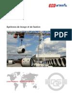DSI Arteon Systemes de Levage Et de Fixation Fr 01