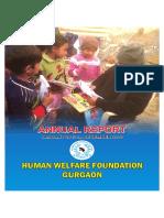 AR HumanWelfare Foundation Gurgaon 2013