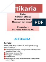 Presentation Urtikaria