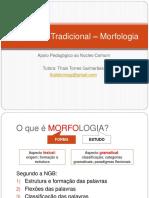 Aula2 Gram Morfologia
