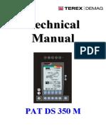 Pat 2 Manual   Crane (Machine)   ValveScribd