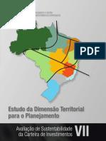 Ppa - d Territorial Volume VII – Avaliação de Sustentabilidade Da Carteira de Investimentos