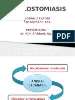 ANKILOSTOMIASIS