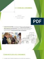 TEORÍA DEL CONSUMIDOR- Diapositivas Economia