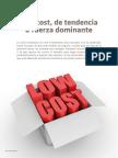 REPORTAJE-Low Cost de Tendencia a Fuerza Dominante 1