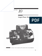 Single Phase Motors Chapter 10