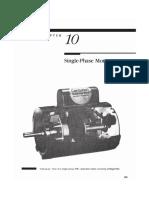 Single Phase Motors Chapter 10