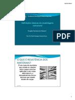 Aula 1 - Definições basicas da modelagem estrutural - RESMAT 1.pdf