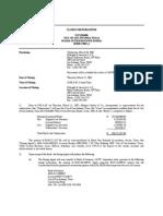 San Antonio Water System bonds 2002a Closing Memo