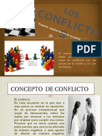 Diapositiva Los Conflictos