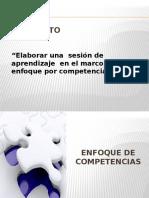 Enfoque de Competencias en La EBR-II Ciclo