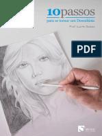 E-Book - 10 Passos Para Se Tornar Um Desenhista (Laerte Galesso)