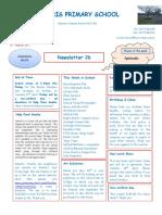 Newsletter 026