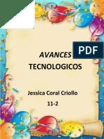 Avances Tecnologicos PDF