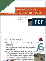 Implementacion de Tecnologia Rfid en Peajes