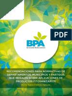 Recomendaciones Red BPA